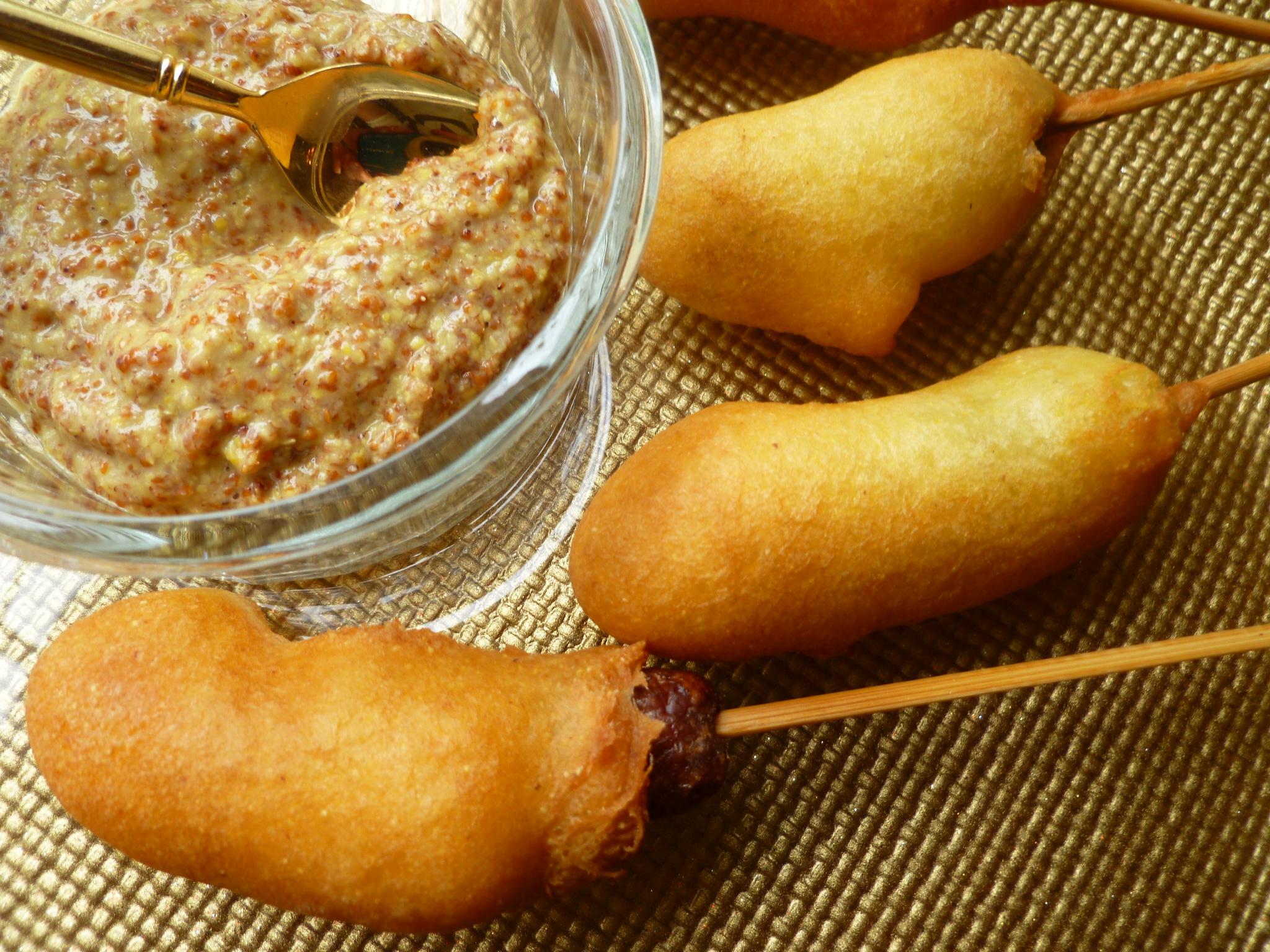 Как сделать сосиски в кляре в домашних условиях рецепт пошагово