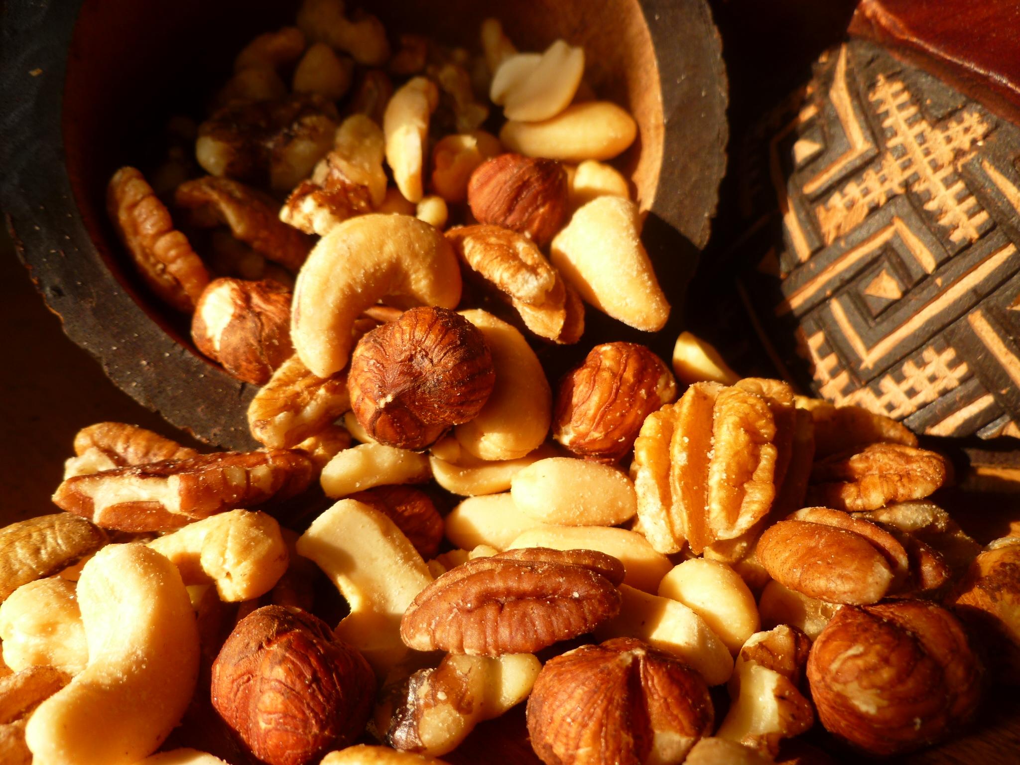 Какие орехи можно есть при диете 5