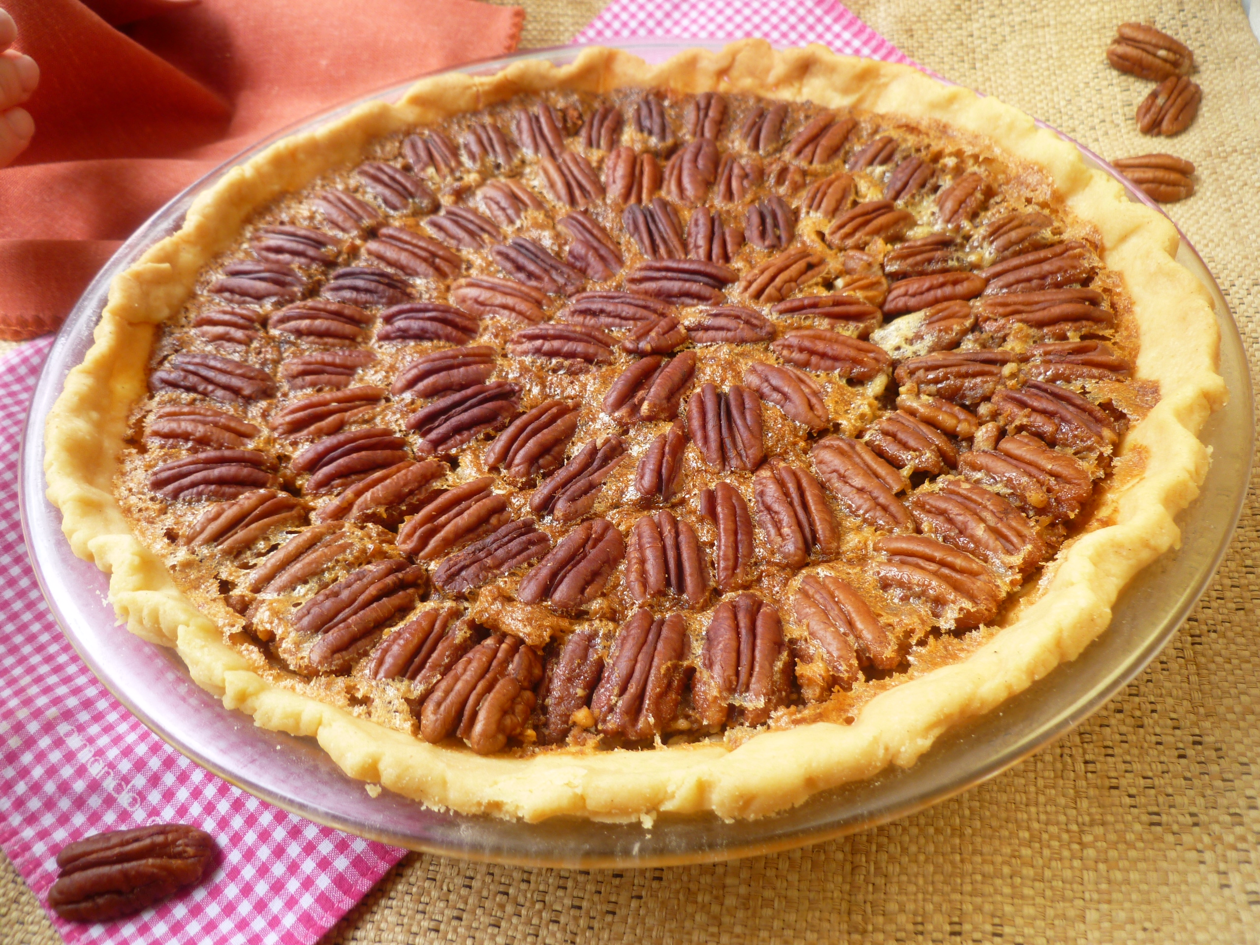 Pecan Pie ~ Baroque or Traditional | diplomatickitchen