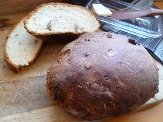 Burgundian Walnut Bread 026