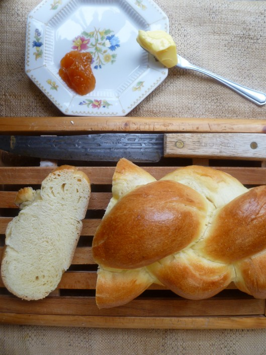 zopf set two choc bread and spread cheese stina 001