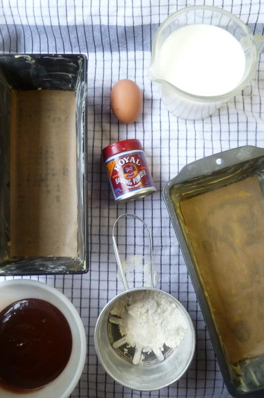 zopf set two choc bread and spread cheese stina 022