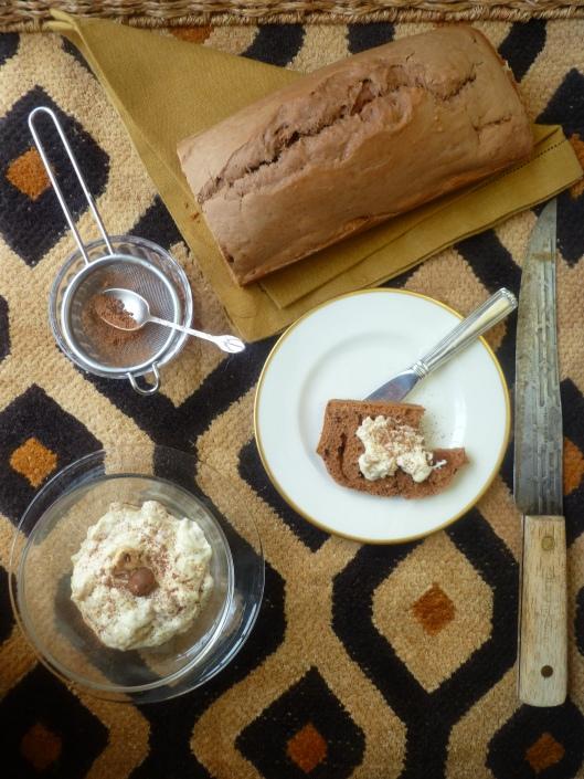 zopf set two choc bread and spread cheese stina 035