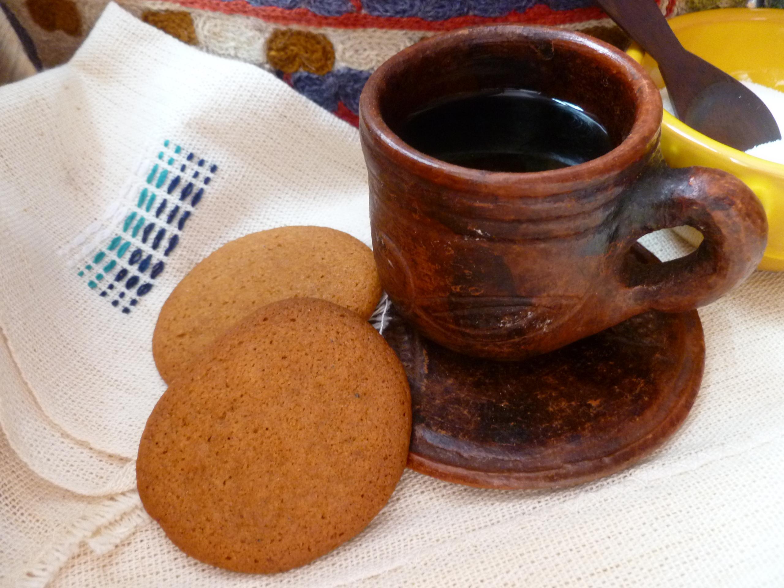 Ruth Mott Victorian Kitchen Gingersnaps Chez Panisse Diplomatickitchen