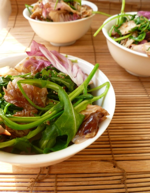 stirfry radicchio and arugula all 034