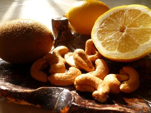 Verrines of Kiwi PassionFruit Lemonade all 002