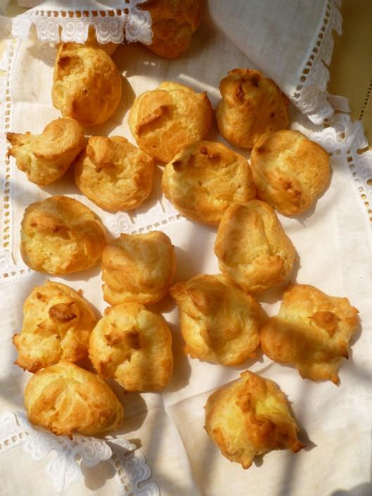 caramelized endives store mushrooms profiteroles liegoises  crea 055