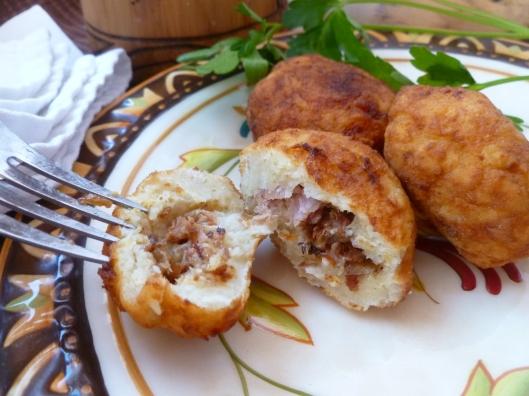 stuffingbread stuffed dumplingfinished 009
