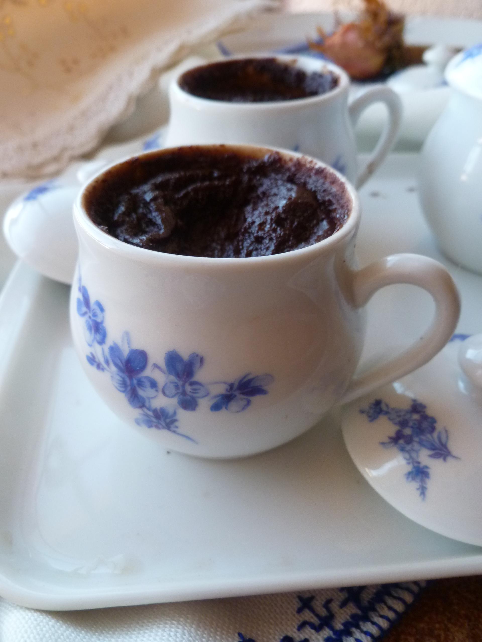 Pots De Cr 232 Me Au Chocolat Diplomatickitchen