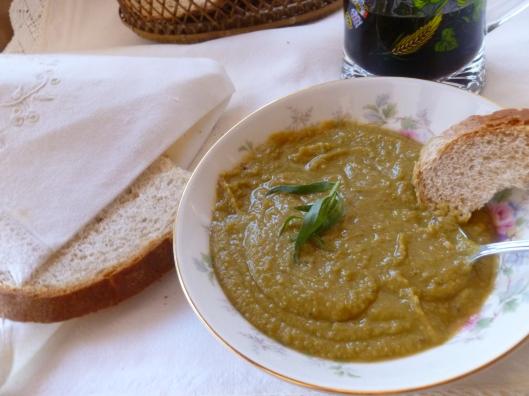 splitpea soup finished 027